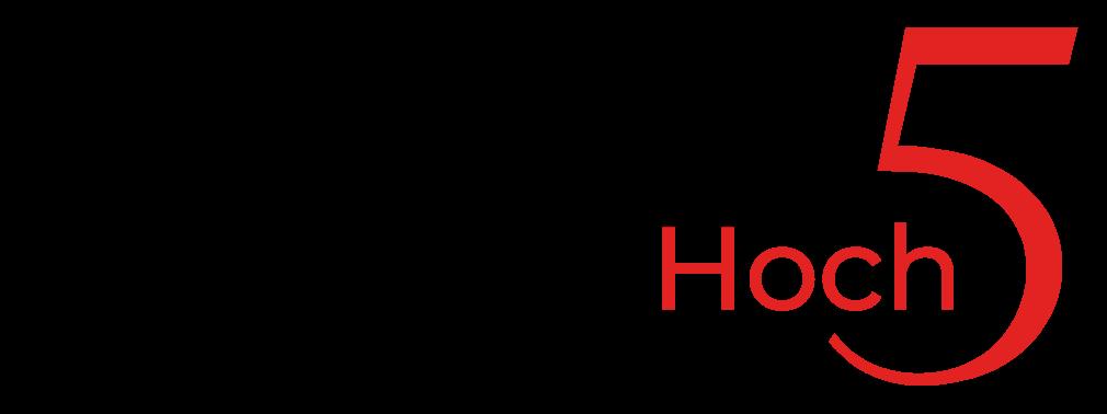 Beziehung Hoch 5 - Logo