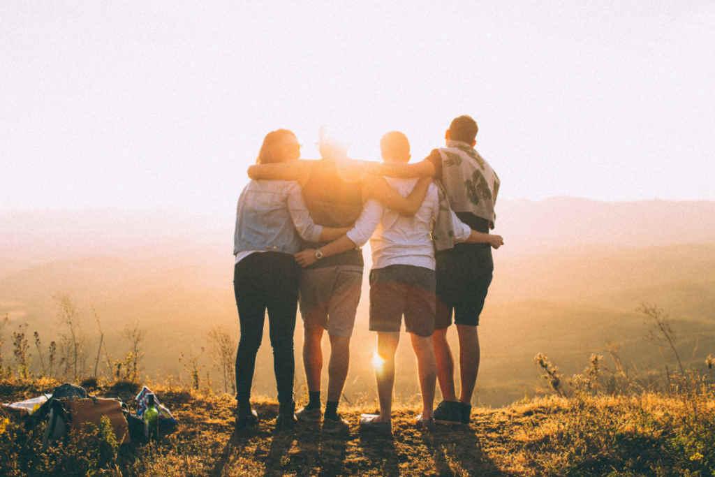Passende Beziehungen machen dein Leben reich