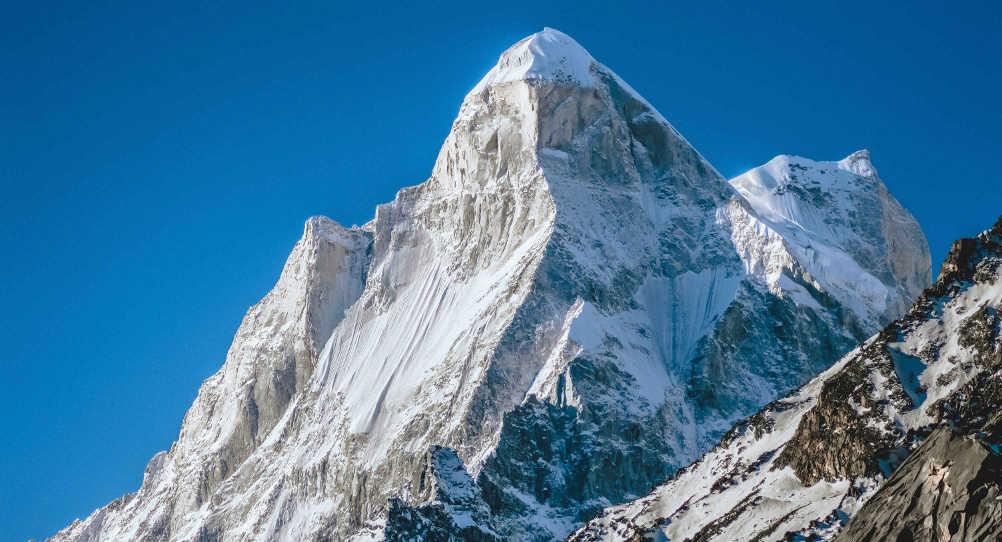 Das mächtige Matterhorn