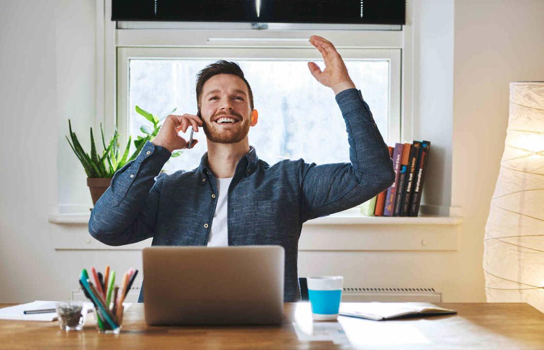 Als Entrepreneur erfolgreich und glücklich