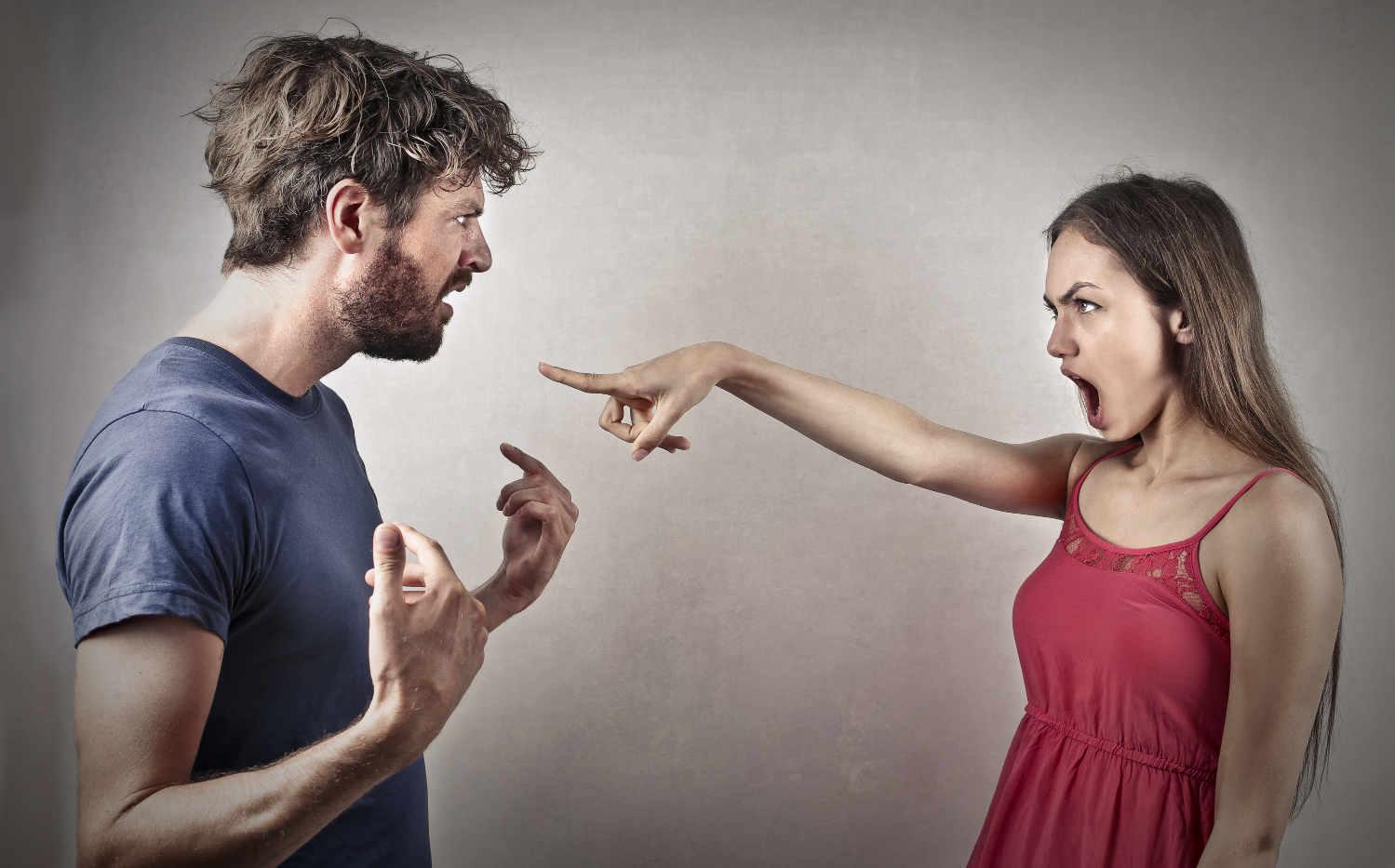 Schuldzuweisung in der Partnerschaft